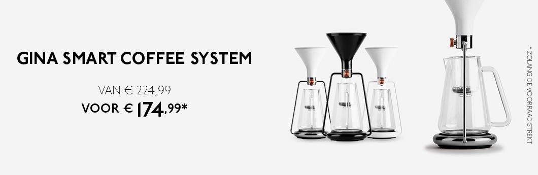 Gina Smart Coffee Brewing Instrument