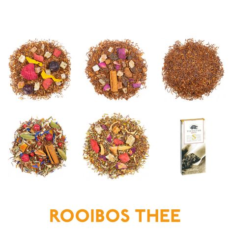 losse thee, rooibos thee, thee, kaldi thee,