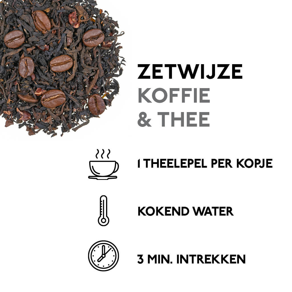 Koffie & Thee (100 gr.)