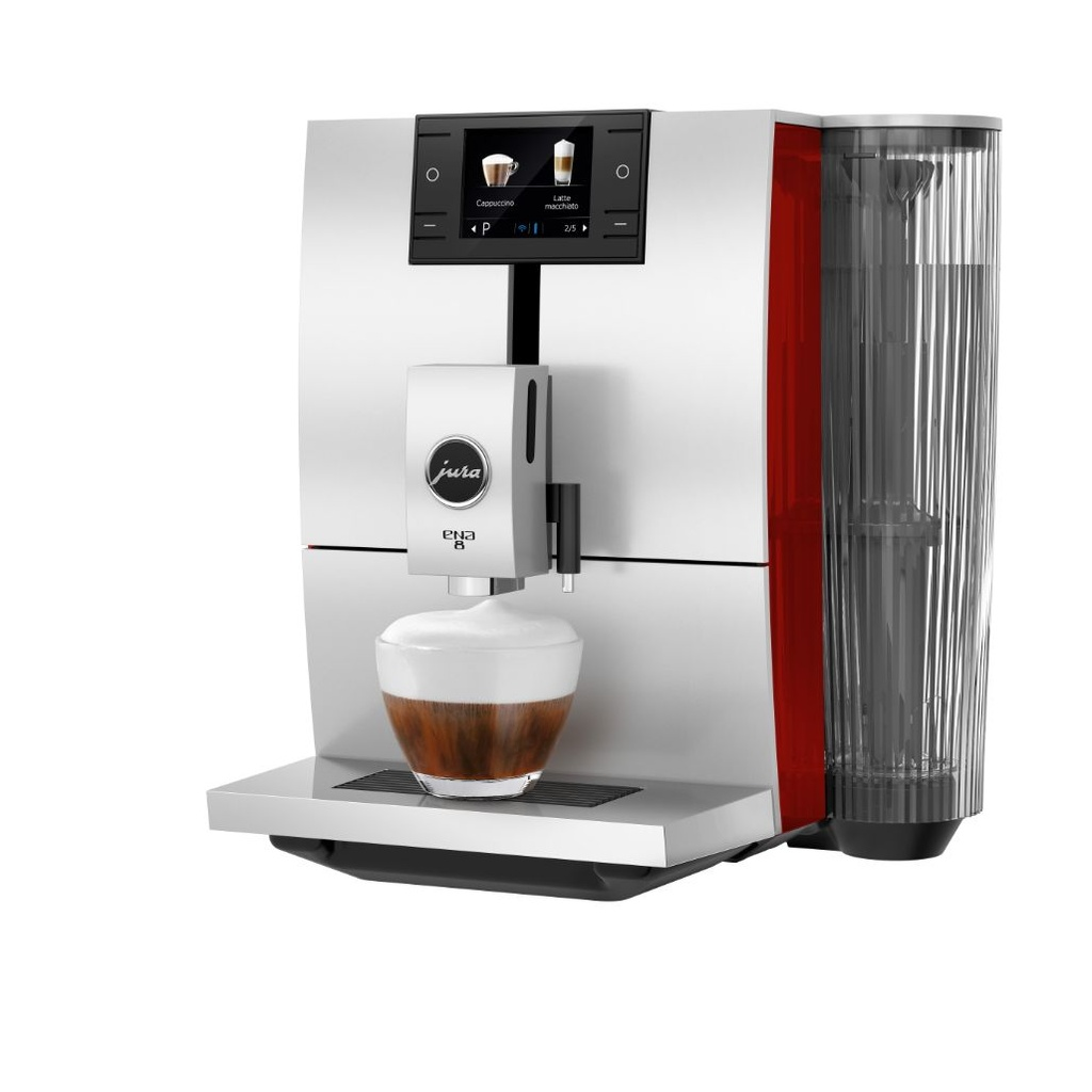 ENA 8 Sunset Red (15255) - volautomaat espressomachine