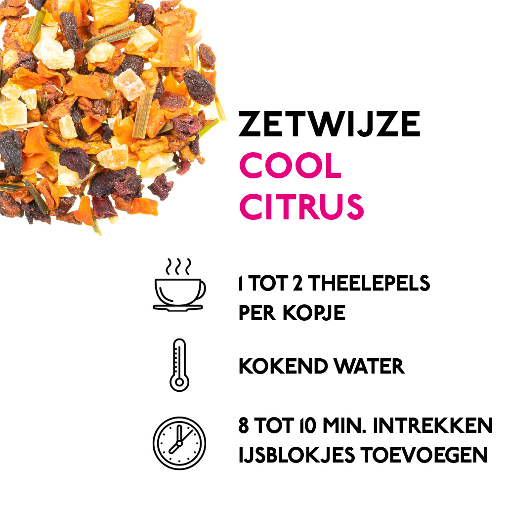 Cool Citrus (100 gr.) - Kaldi Ice Tea