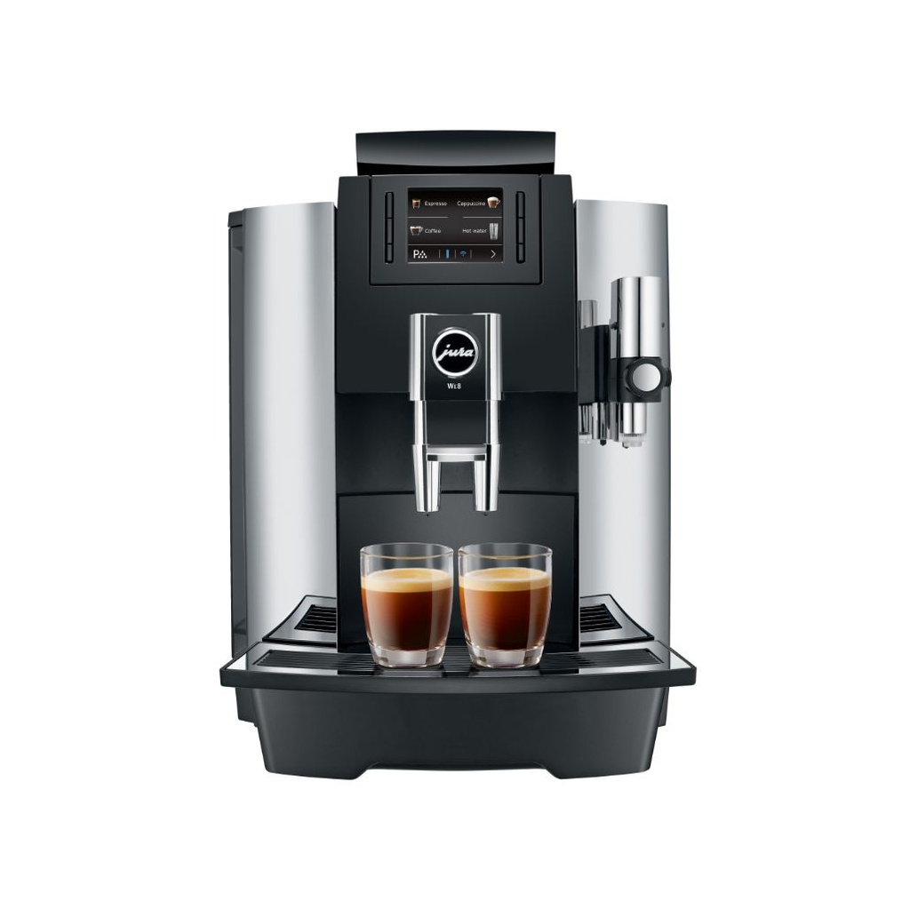 Jura WE8 Chrome - volautomaat professionele espressomachine