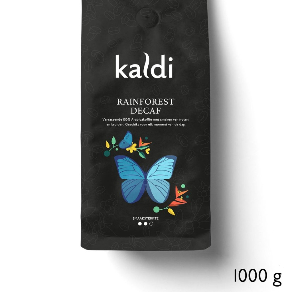 Rainforest Decaf - 1000 Gram