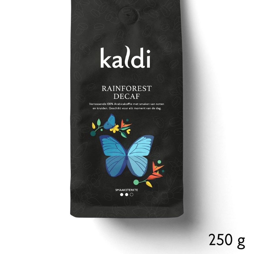 Rainforest Decaf - 250 Gram