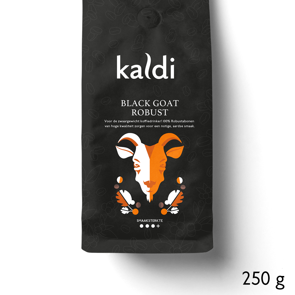 Black Goat Robust - 250 Gram